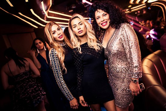Where to go for Ladies Night only in Dubai?