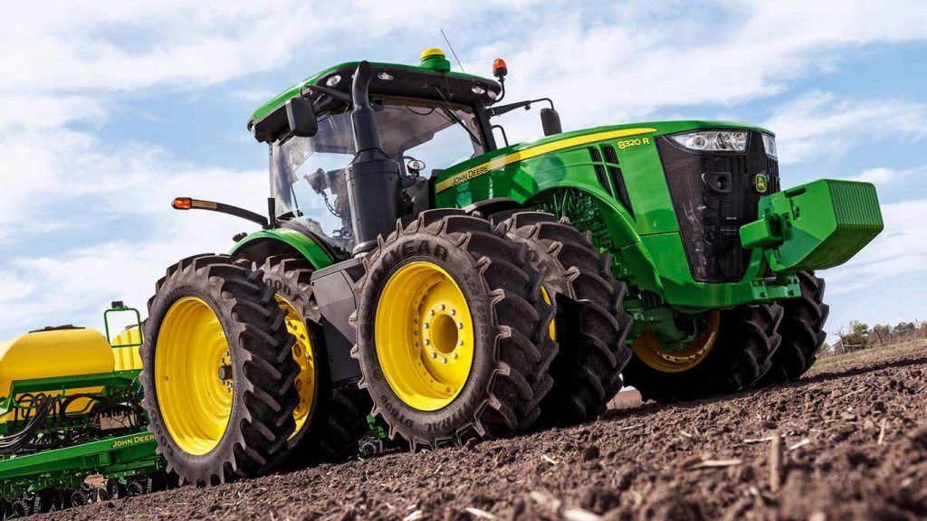 Why do we use farming tractors?